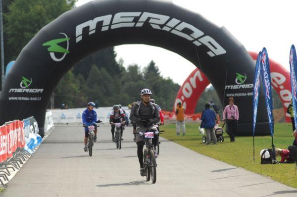 Merida Bike Maraton '08: asfaltov� dojezd do c�le