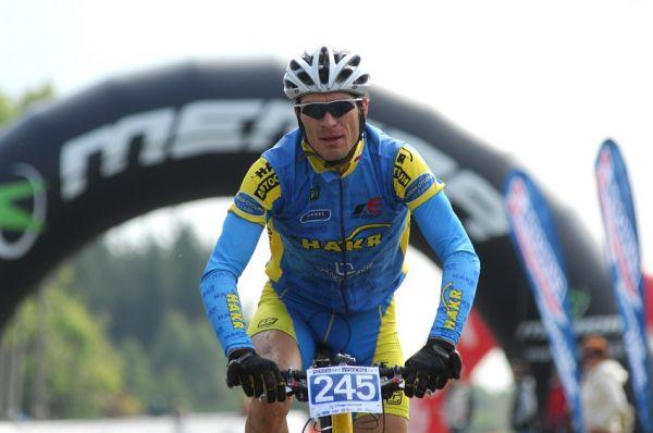 Merida Bike Maraton '08: Milan Fajt třetí