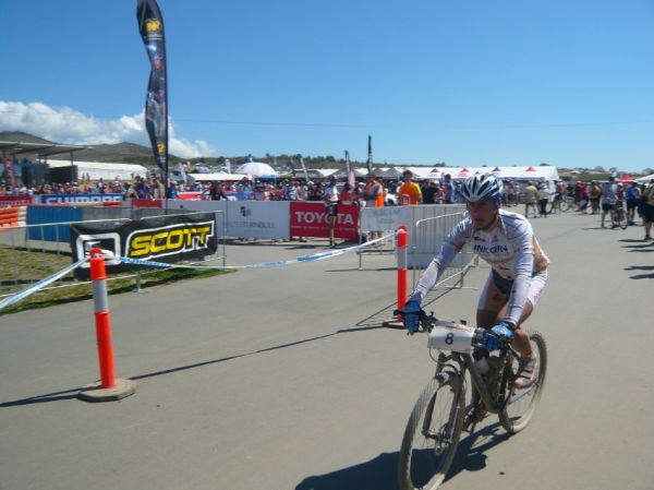 Scott 24 Hours MTB 2008, Canberra /AUS/ - Zdeněk Kříž /VIG Racing Team/