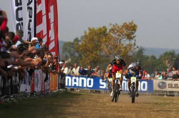 Roc d'Azur 2008 - Frejus/FRA - sprint Paulissen - Gutierrez