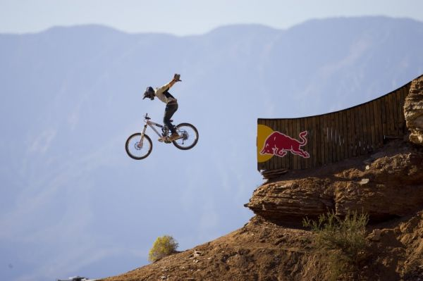 Red Bull Rampage 08 final: Graham Agassiz /foto: John Gibson - Red Bull/