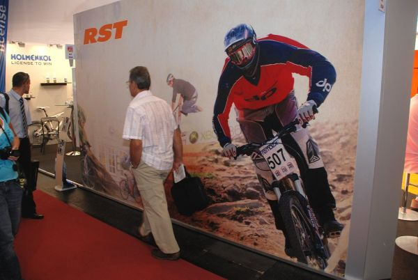 RST - Eurobike 2008