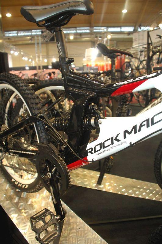 Rock Machine - Eurobike 2008
