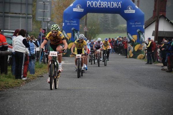 Nova Author Cup 2008: pár metrů ztrácí Jan Strož a další