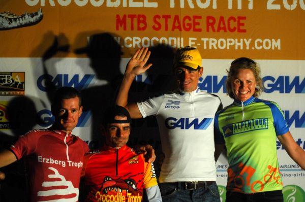 Crocodile Trophy 2008 - 3. etapa: Ondřej Fojtík vedoucím mužem