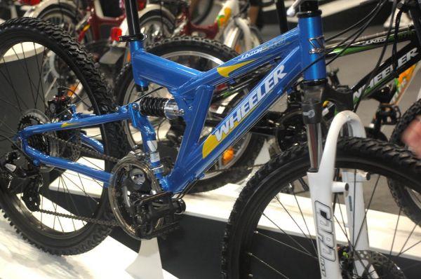 Wheeler - Eurobike 2008