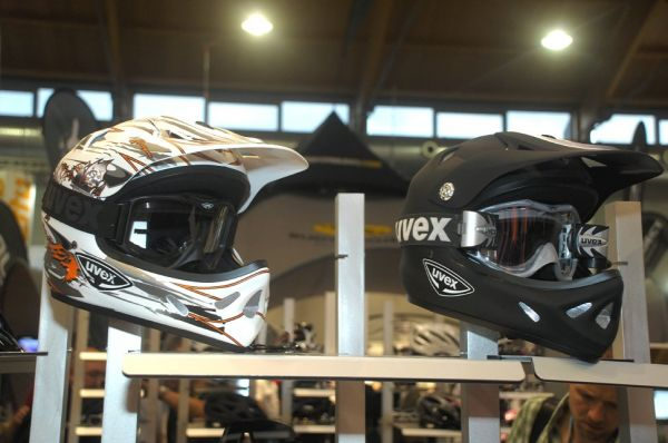 Uvex - Eurobike 2008