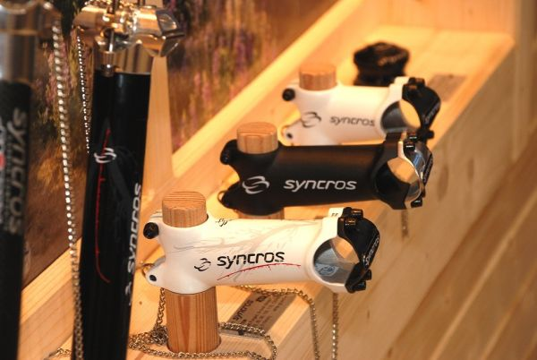 Syncros - Eurobike 2008