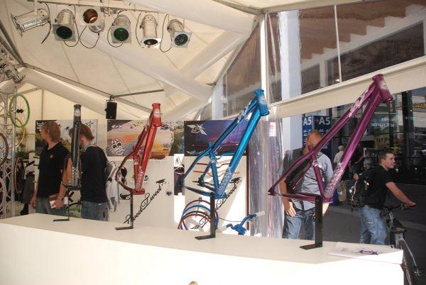 Spank - Eurobike 2008