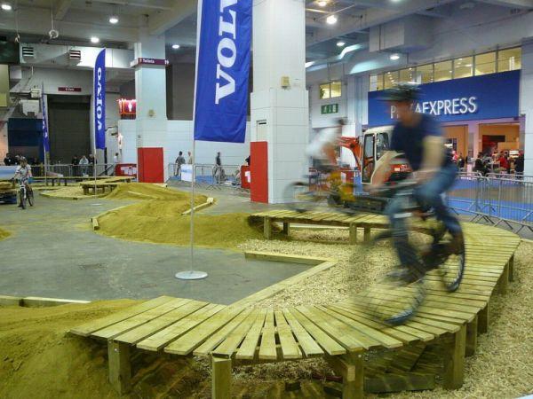 Cycle Show London 2008, foto: Petr Slavík