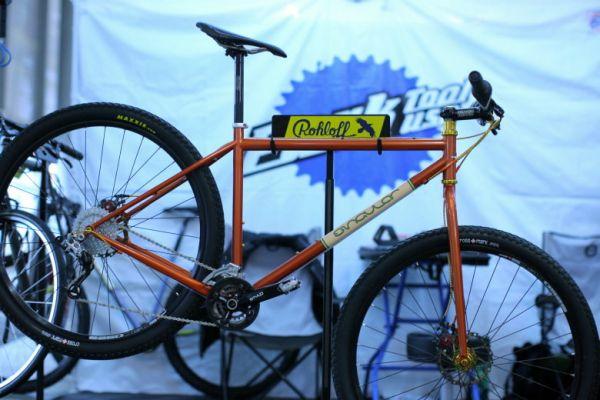 Sport Life, Brno 6.-9.11. 2008 - Singular, tentokrát model s klasickým řazením