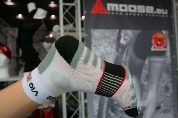 Sport Life, Brno 6.-9.11. 2008 - ponožky Moose