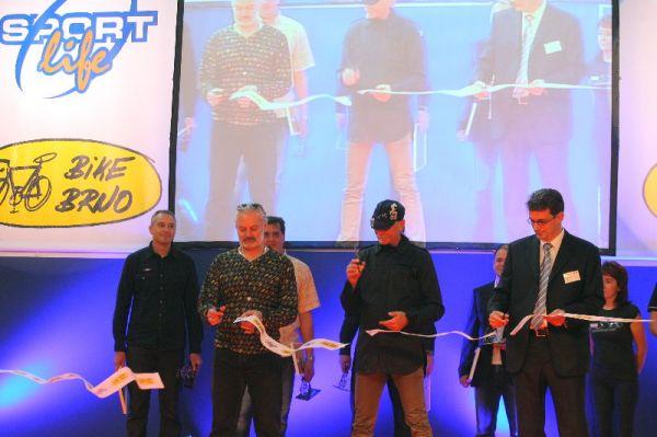 Sport Life, Brno 6.-9.11. 2008 - slavnostn� zah�jen�