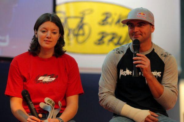 Sport Life, Brno 6.-9.11. 2008 - z�ejm� vzpom�naj� na olympi�du :-)