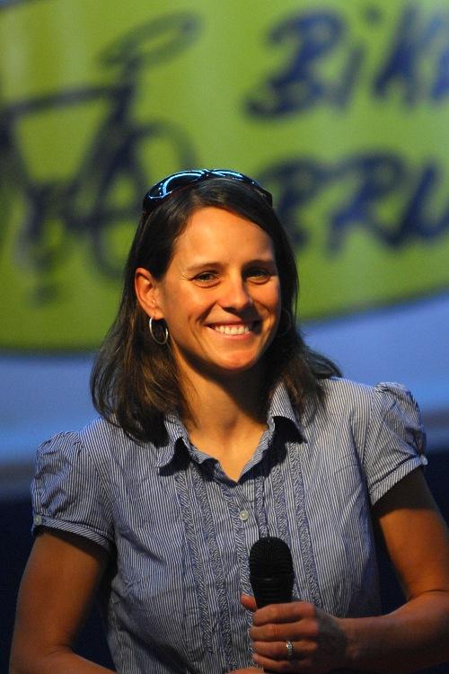 Sport Life 2008 Faces: Katka Nash Hanušová