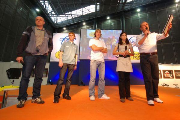 Sport Life 2008 Faces: Česká spořitelna MTB