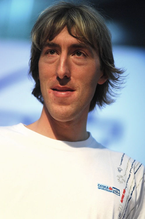 Sport Life 2008 Faces: Milan Spěšný