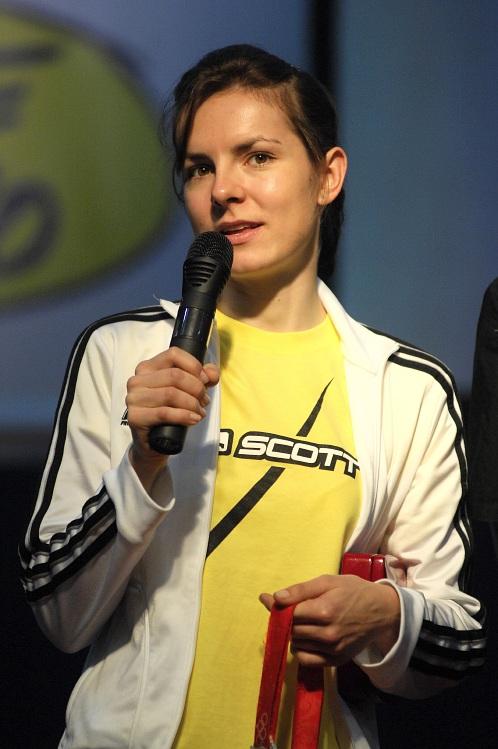 Sport Life 2008 Faces: Maja Wloszczowska