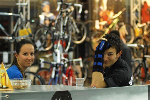 Sport Life 2008 Faces: únava u Treku