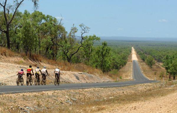 Crocodile Trophy 08 - 7.etapa: cesta na druhý konec Austrálie