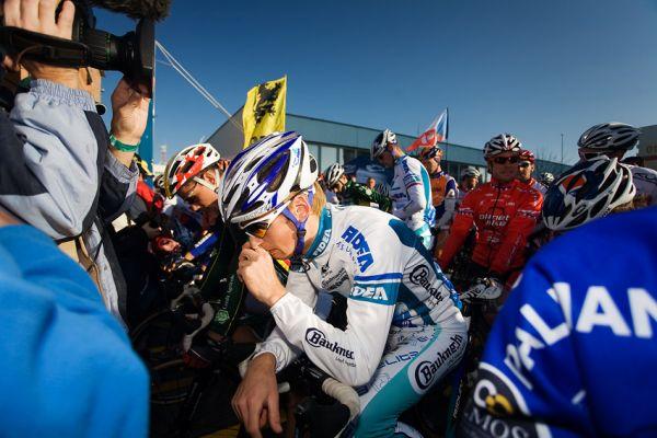 Světový pohár v cyklokrosu - Tábor 26.10.2008 - Bart Wellens
