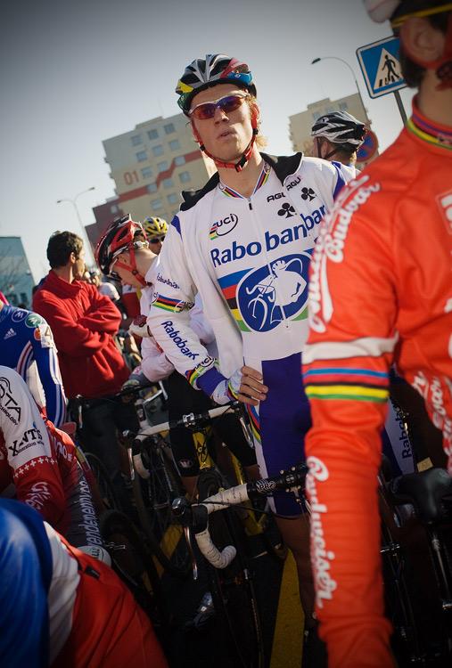 Světový pohár v cyklokrosu - Tábor 26.10.2008  - Lars Boom