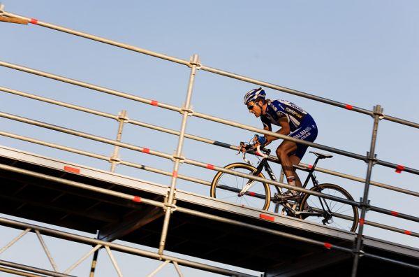 Světový pohár v cyklokrosu - Tábor 26.10.2008 - Niels Albert