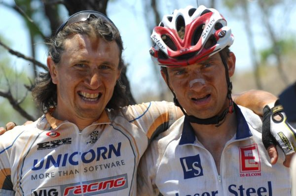 Crocodile Trophy 2008 - 6.etapa: