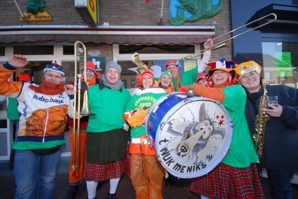 MS Cykokros - Hoogerheide 2009: Holanďané