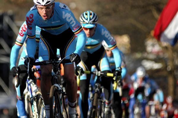 MS Cyklokros Hoogerheide /NED/ 2009 - Belgičané v čele se Svenem Nijsem
