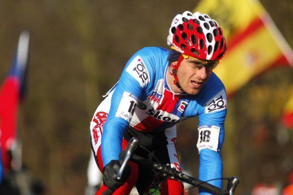 MS Cyklokros Hoogerheide /NED/ 2009 - Martin Bína