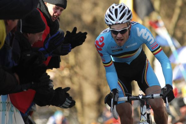 MS Cyklokros Hoogerheide /NED/ 2009 - dnes neporazitelný Niels Albert