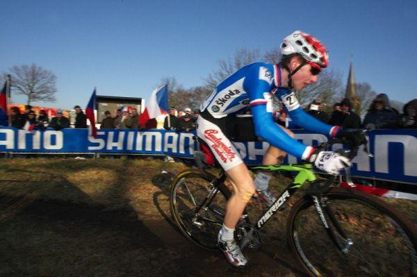 Mistrovství světa Cyklokros, Hoogerheide/NIZ - 31.1. 2009 - Ondra Bambula
