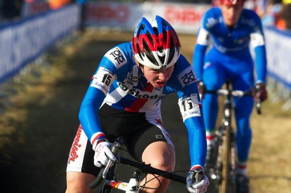 Mistrovství světa Cyklokros, Hoogerheide/NIZ - 31.1. 2009 - Jan Nesvadba
