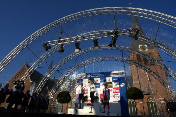 Mistrovství světa Cyklokros, Hoogerheide/NIZ - 31.1. 2009 - vyhlášení U23