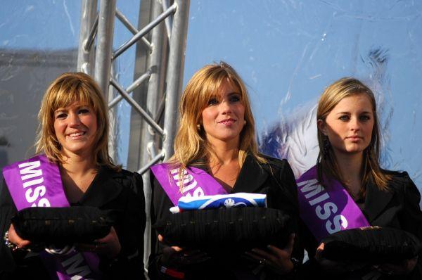 MS CX Hoogerheide 2009 - junioři: Podium girls