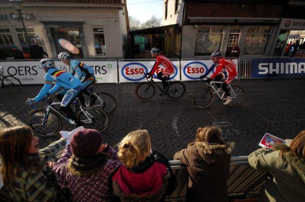 MS Cyklokros 2009 Hoogerheide /NED/ - pátek: fanynky
