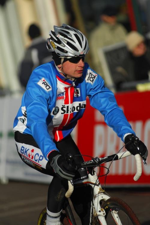 MS Cyklokros 2009 Hoogerheide /NED/ - pátek: Radek Šimůnek