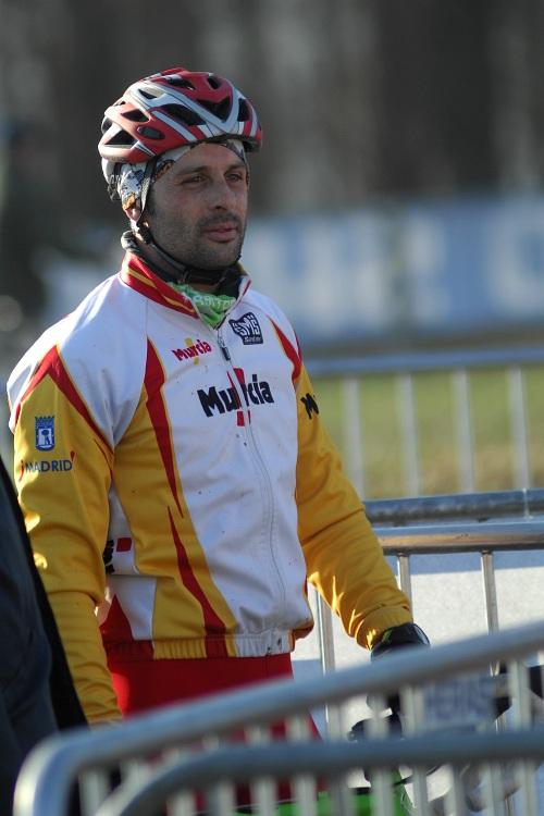 MS Cyklokros 2009 Hoogerheide /NED/ - p�tek: Jos� Antonio Hermida