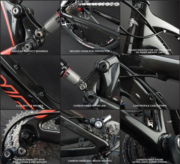 Santa Cruz Blur XC Carbon (foto : santacruz)