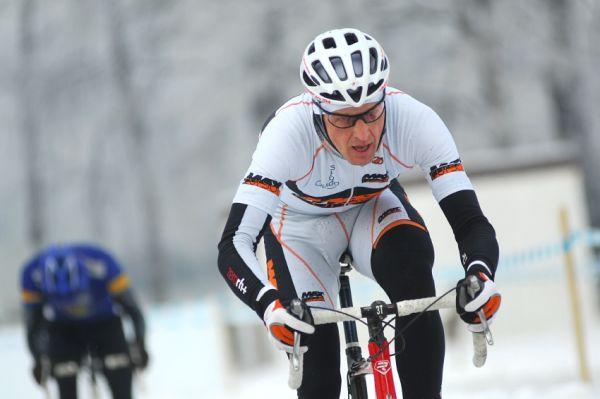 MČR Cyklokros 2009 - Kolín: Martin Šíma - vítěz Masters M40
