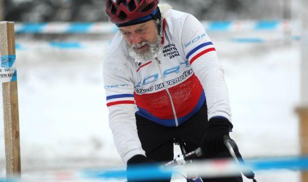 MČR Cyklokros 2009 - Kolín: masters