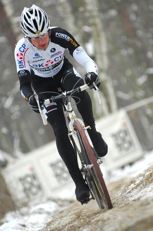 MČR Cyklokros 2009 - Kolín: Radek Šimůnek