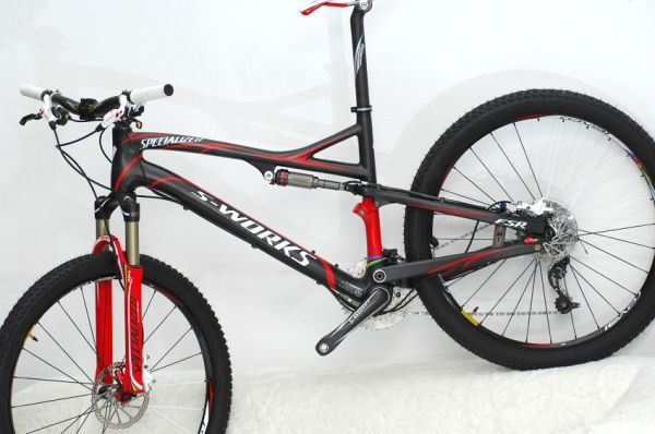 TEST: Specialized Epic S-Works 2009