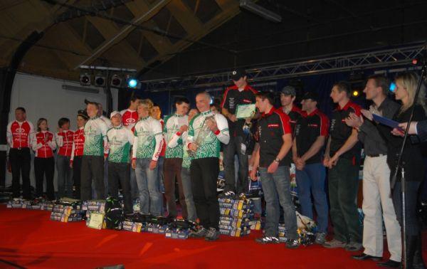 Finálový večer KPŽ '08: nejlepší týmy