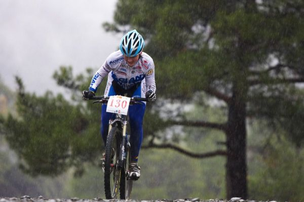 Sunshine Cup #2 - Afxentia Stage Race 2009, Kypr - počasí na Kypru bikerům letos zatím moc nepřeje