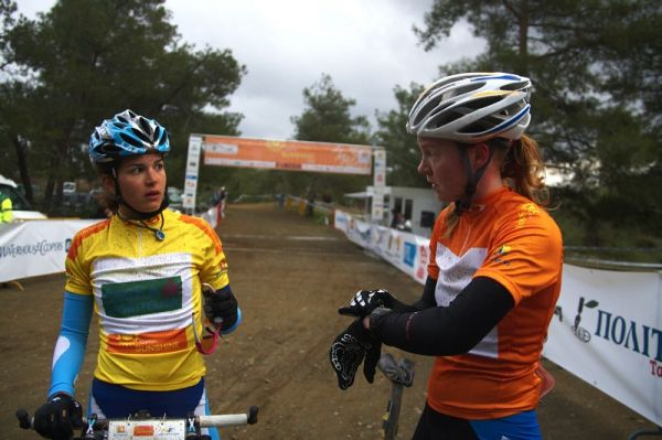 Sunshine Cup #2 - Afxentia Stage Race 2009, Kypr - clové udivení, kdo je tedy první?