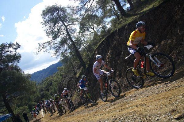 Sunshine Cup #2 - Afxentia Stage Race 2009, Kypr - Lindgren se nešetřil hned od začátku