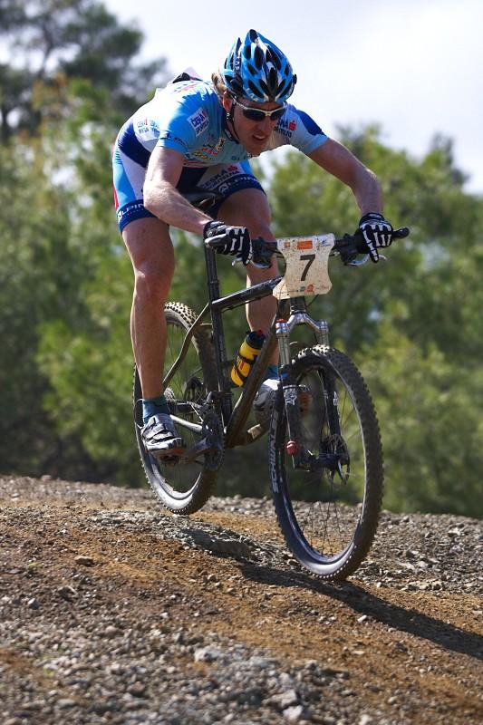 Sunshine Cup #2 - Afxentia Stage Race 2009, Kypr - Milan Spěšný
