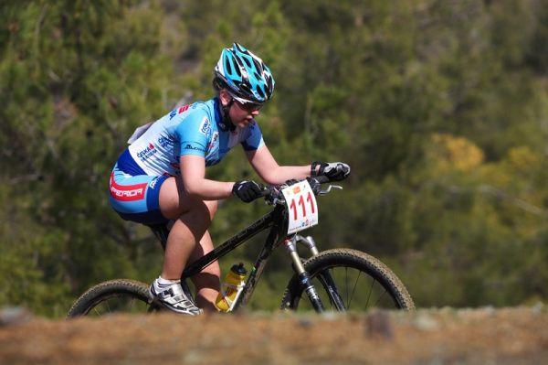 Sunshine Cup #2 - Afxentia Stage Race 2009, Kypr - Jana Valešová